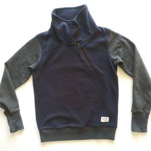HOLDEN Unisex 1/4 Zip Fleece Sweater